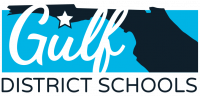 image of the logo for Gulf District Schools