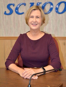 Mrs. Cindy Belin, Board Chair
